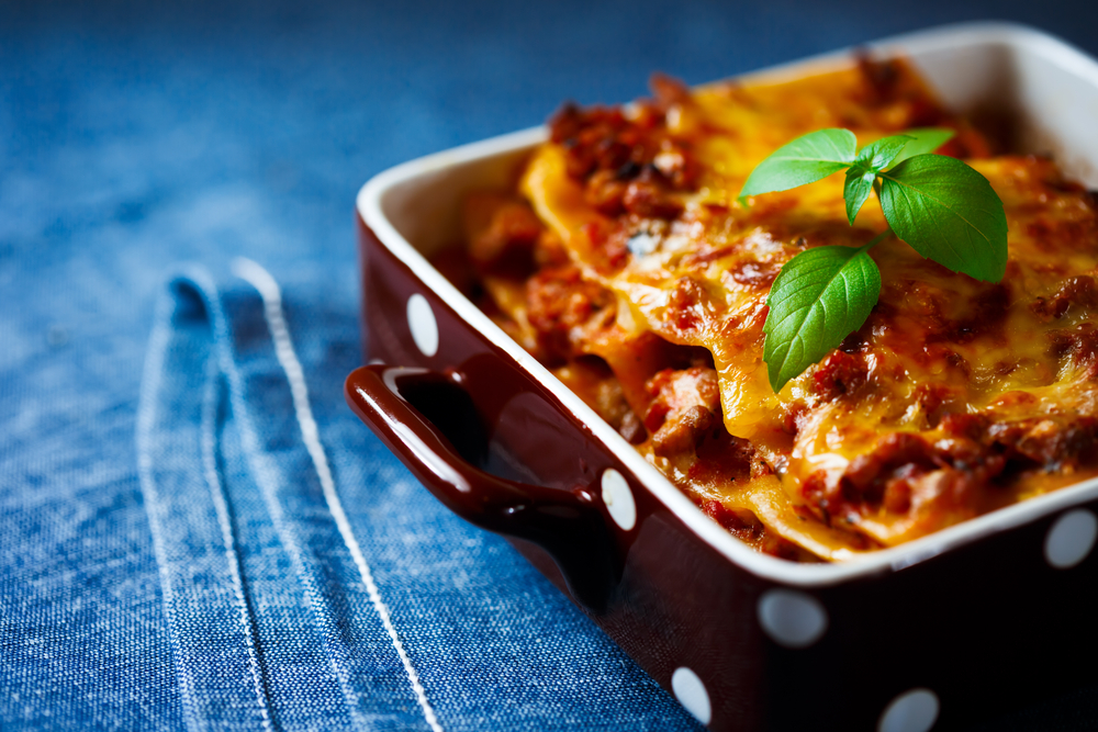 Recipes – Lamb, Rosemary and Ricotta Lasagne