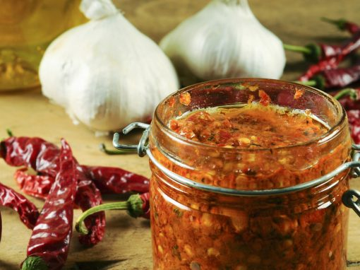 Recipes – Harissa Spiced Lamb with Cannelli Beans