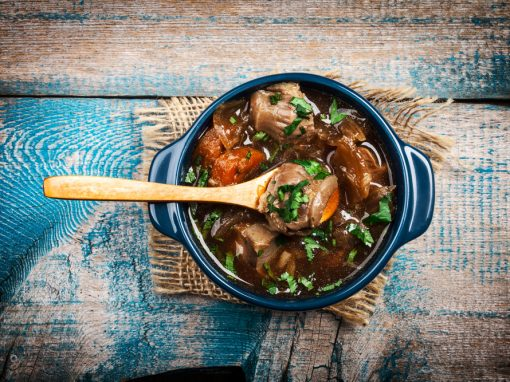 Recipes – Rosemary and Red Wine Stew
