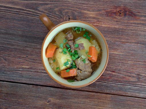 Recipes –  Cawl (Welsh lamb stew)