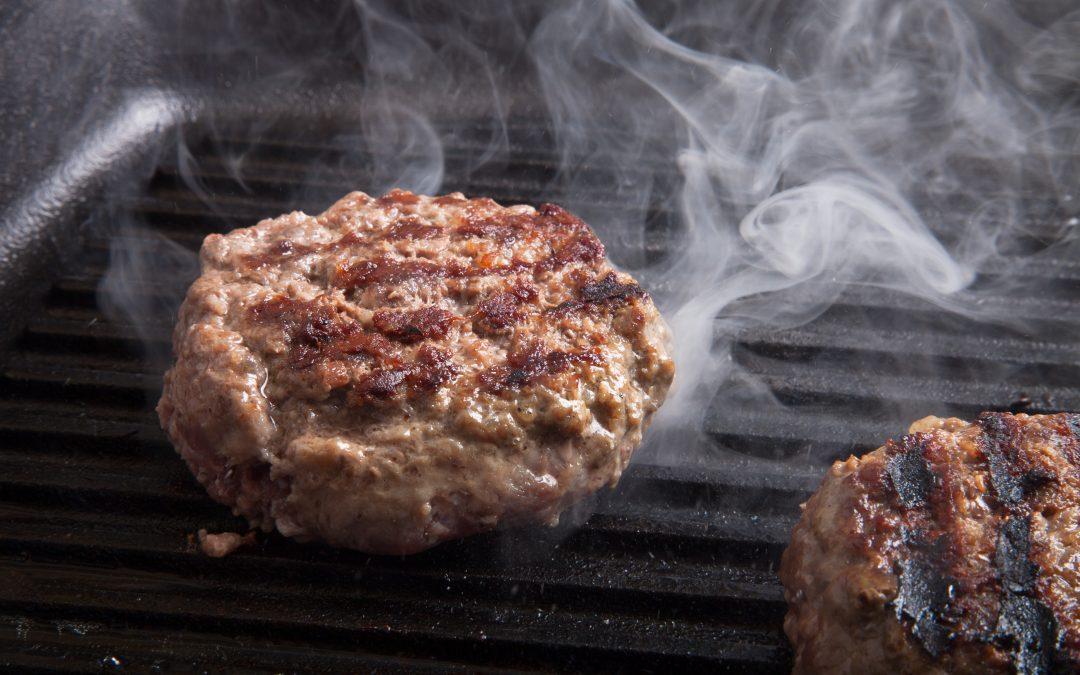 Recipes – minty lamb burgers with lemon mayonnaise