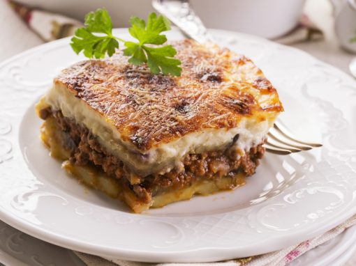 Recipes – The ultimate Moussaka